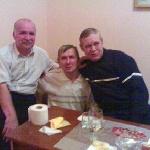 декабрь 2006 г. А. Федоров, Р. Гареев, В. Маркушин