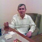 Гареев Ришат, короткая остановка в Самаре проездом из Ульяновска в Ростов, дек. 2006
