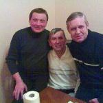 В. Петров, Р. Гареев, А. Маркушин. Самара, декабрь 2006