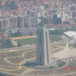 Св. Себастьян (Их 4: Лиссабон, Мозамбик, Рио-де-Жанейро, на Мадейре. Пересечение дает место гибели Сан - Себастьяна)