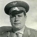 Первый летчик-инструктор л-т Черняновский Вячеслав Иванович, аэр. Первомайский, Ряжск, 1973 г.