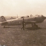 Полёты на Як-11. Поворино1948 г.
