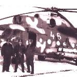 Экипаж машины боевой (Афганистан 1980 год)
