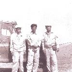 Встреча с земляками-вертолетчиками (Кабул, май 1980 года)