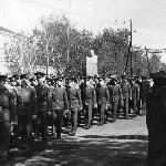 9 мая 1973 г. 5-я рота 2 взвод