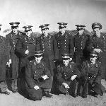 Борисоглебские выпускники-76 в Поставах. Весна 1977 г.