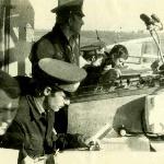 командир 2АЭ м-р Фролов. Уварово - 1976 г