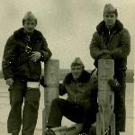 Жердевка, 1977 год, с-т Чернов, к-т Алёшин, к-т Лемяскин