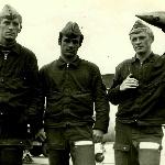 Борисоглебск, 1979 год. Экипаж: Лихачёв, Лемяскин, Пальгуев