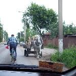 Едем по Борисоглебску