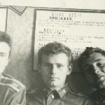 Шарапов, Артемов, Жаров. Таловая, 1983 г.