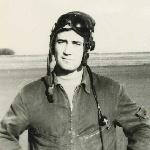 Лётчик-инструктор капитан Москалёв Александр Сергеевич. Таловая, 1983 г.