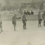 Сборная БВВАУЛ по хоккею. 1984 год