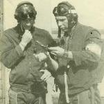 Командир звена Димитров. Жердевка, 1977 г.