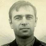 Командир звена майор Вдовенко. Борисоглебск, 1979 г.