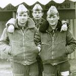 Лемяскин, Гриднев, Попов. Жердевка, 1977 г.
