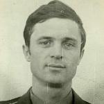 Командир 2-го взвода Голубев