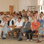 Для выпускников в актовом зале училища был организован концерт