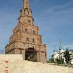 Казанская башня (аналог Пизанской)