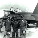 Стрижи. Полёты на F-18