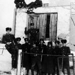 Борисоглебск, февраль 1980 г. 1 курс (3)