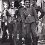 г. Жердевка. Лето 1988 г. Крайний слева курсант Кузнецов Э. Г.