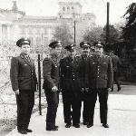 Группа советских войск в Германии. Крайний справа - Воинов А. И.