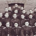 1950 год. На II курсе.