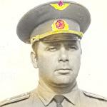 Командир аэ (в 1975 г.) п/п-к Куроленя