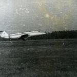 Взлет Л-29 бортовой номер 17, Ряжск 1986 год