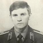 Курсант Самусенко Николай Прокофьевич