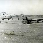 Ми-8МТ и Л-29, Ряжск 1986 год