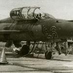 МиГ-21УС, борт № 96, Бутурлиновка 1987 год