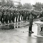 Присяга 104 к/о  Борисоглебск, август 1984 года