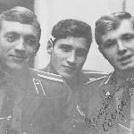 В. Гусаров, П. Рамзаев, В. Обозов