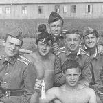 И. Михайлов, М. Базулин, Н. Горемыкин, В. Гусаров, В. Макаров, В. Марычев