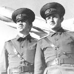 В. Гусаров, М. Базулин