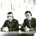 В. Гусаров и Ю. Черкасов