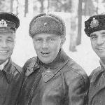Кузнецов, Мясников и Руденко. 01.11.1941