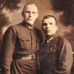 Курсанты Мясников и Ермолин, 1934