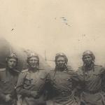 Бутанов, Корняков, Воронин, Кудрявцев, Цивилев