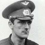 Выпускной инструктор В. Е. Калинов