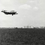 На глиссаде. Аэродром Поворино, 1974 год
