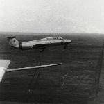 Взлет парой. Аэродром Поворино, 1974 год
