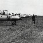 Идут полеты. Аэродром Поворино, 1974 год