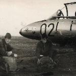 Перед началом летного дня. Аэродром Поворино, 1974 год