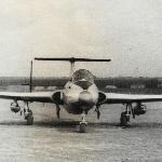 Аэродром Таловая, 1973 год