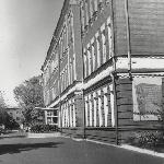 Таким штаб был в 1975 г. На стене штаба видел плакат, на котором написано: Приказом Министра Обороны СССР № 67 от 17 марта 1975 г. училище именуется Борисоглебское высшее военное авиационное ордена Ленина Краснознамённое училище лётчиков им. В. П. Чкалова