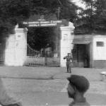 КПП-1. Лето 1953 г. Фото из фотоальбома Слюсарева Б. С.