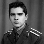 Курсант Александров, I курс